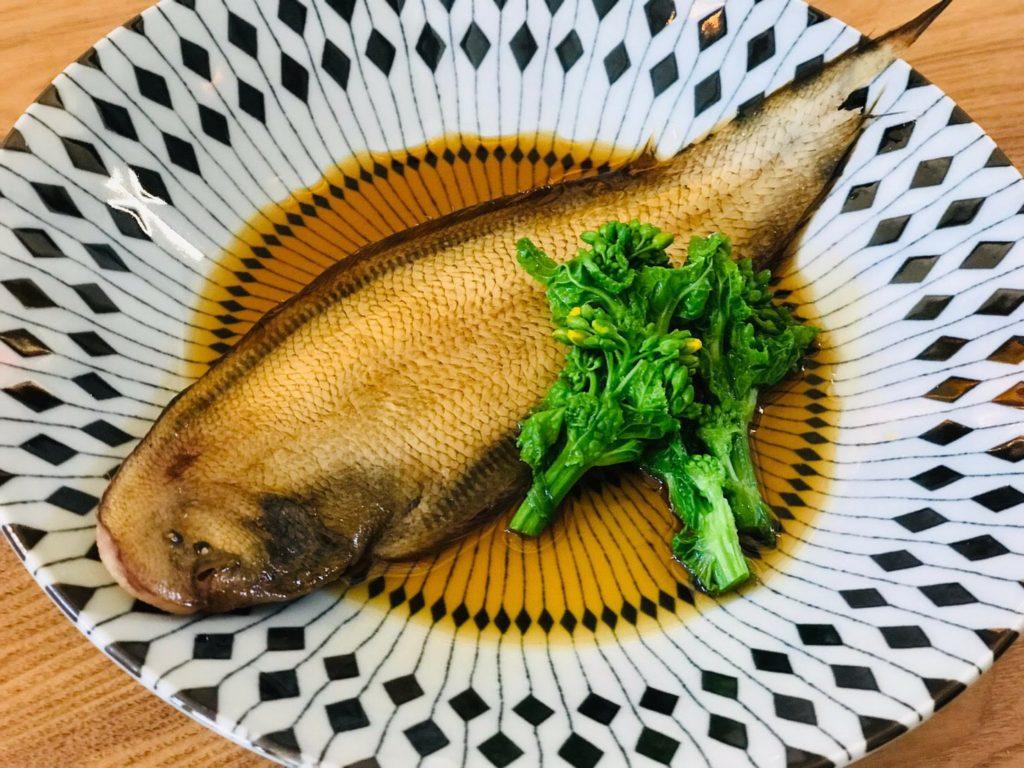 好物の魚の煮つけ(ベタ)